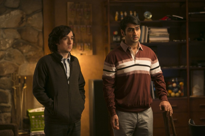 Photo Josh Brener, Kumail Nanjiani