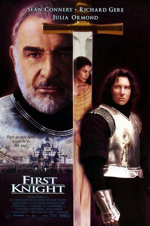 Lancelot, le premier chevalier : Affiche