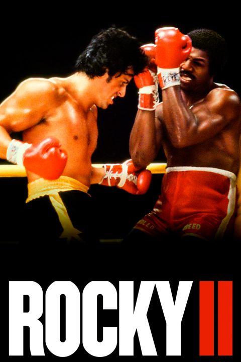 Rocky II : Affiche