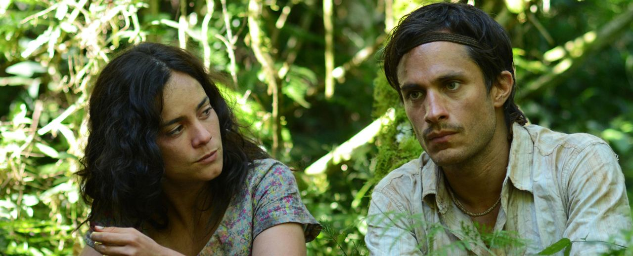 Ardor : Photo Alice Braga, Gael García Bernal