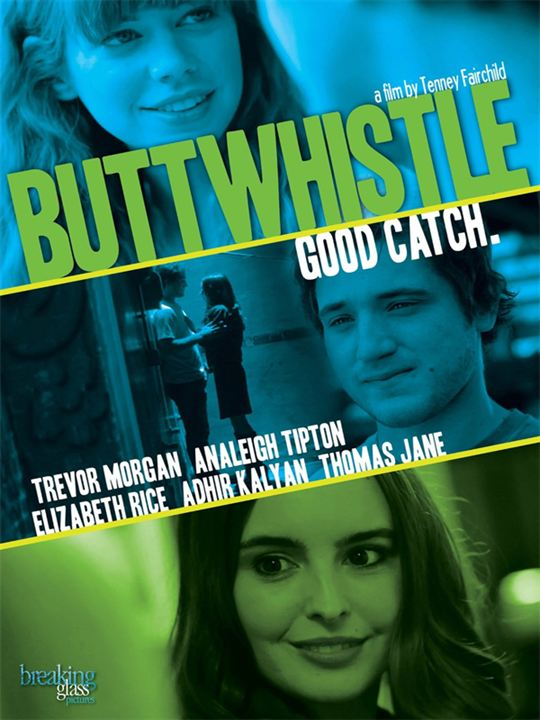 Buttwhistle : Affiche