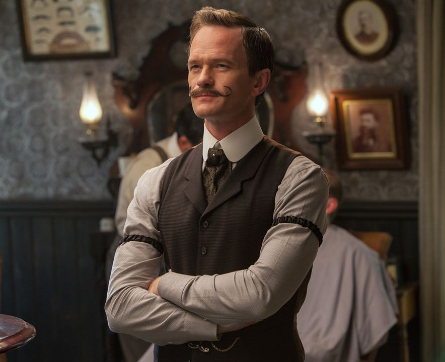 Albert à l'ouest : Photo Neil Patrick Harris