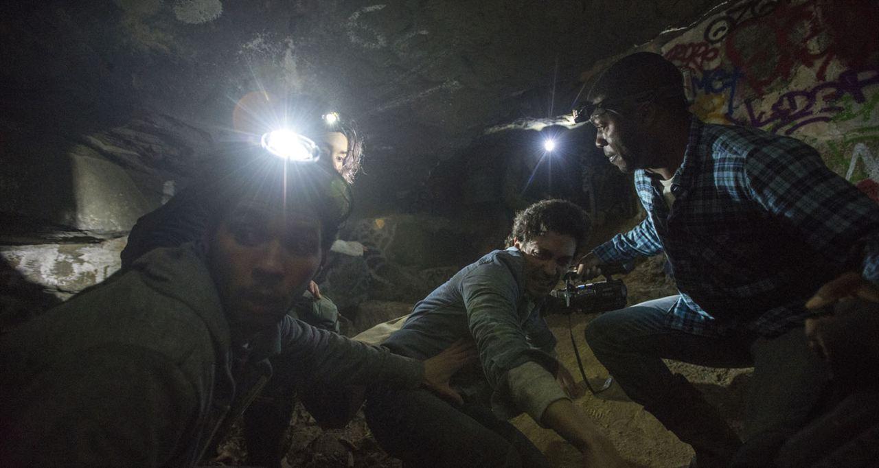 Catacombes : Photo Ben Feldman, Edwin Hodge, Perdita Weeks