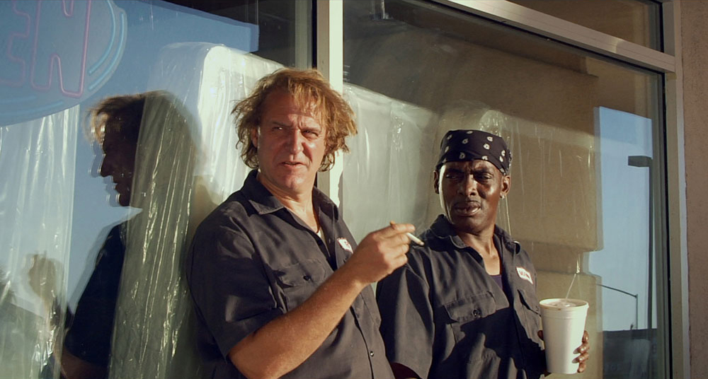 Two Hundred Thousand Dirty : Photo Coolio, Mark Greenfield