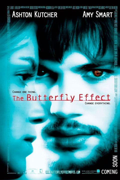 L'Effet papillon : Affiche