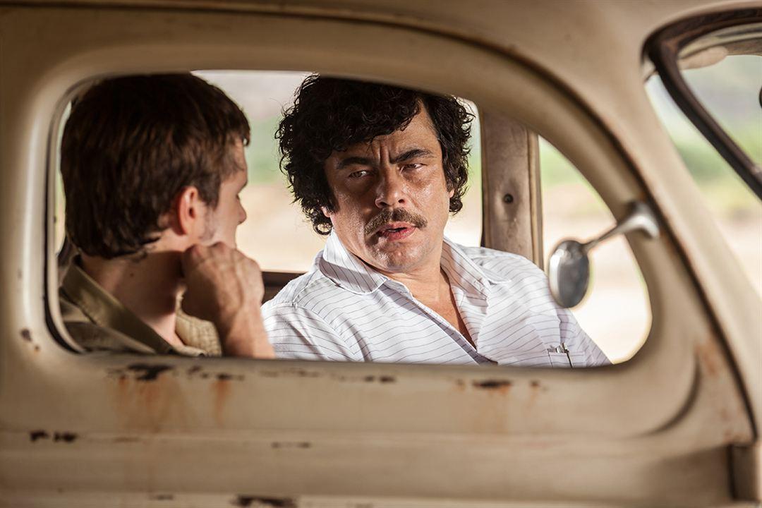 Paradise Lost : Photo Benicio Del Toro, Josh Hutcherson