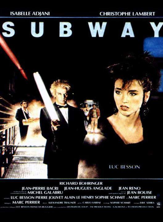 Subway : Affiche