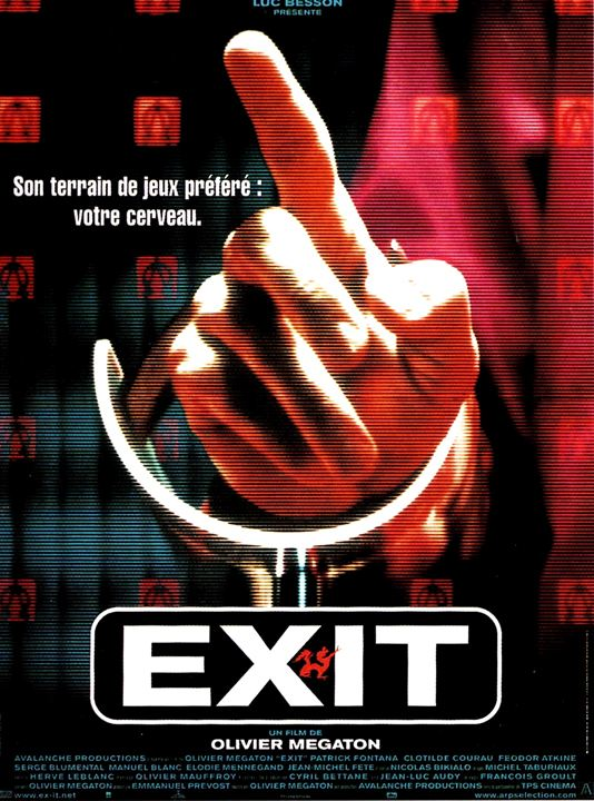 Exit : Affiche