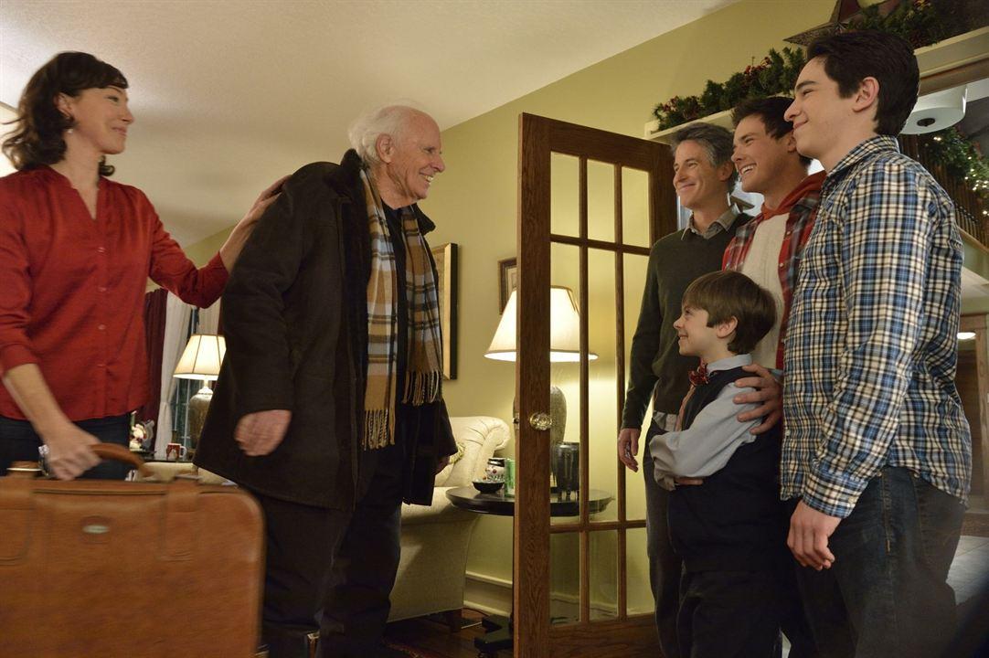 Un Noël sans fin : Photo Bruce Dern, Molly Parker, Peter DaCunha, Rick Roberts, Wesley Morgan