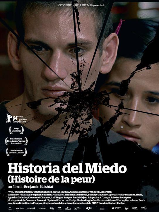 Historia del miedo (Histoire de la peur) : Affiche