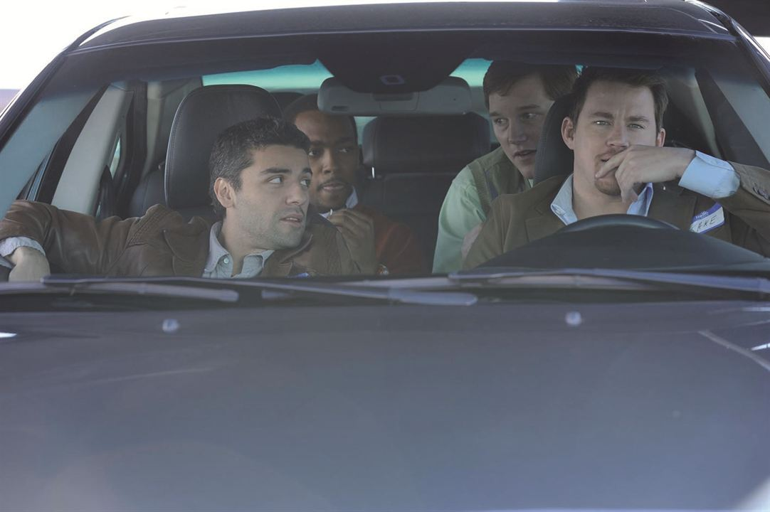 10 ans déjà : Photo Anthony Mackie, Channing Tatum, Chris Pratt, Oscar Isaac