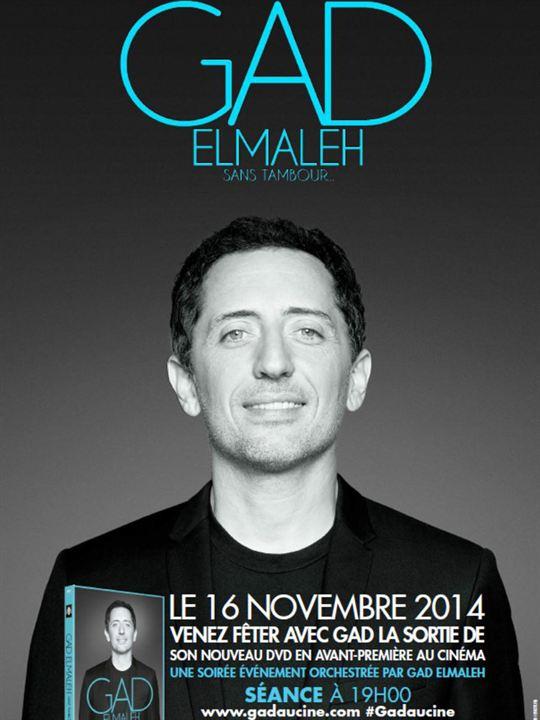 Gad Elmaleh (Côté Diffusion) : Affiche
