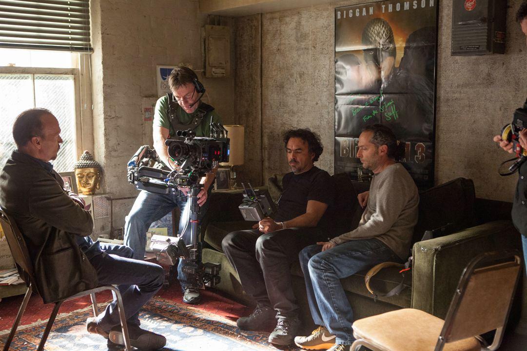 Birdman : Photo Alejandro González Iñárritu, Michael Keaton