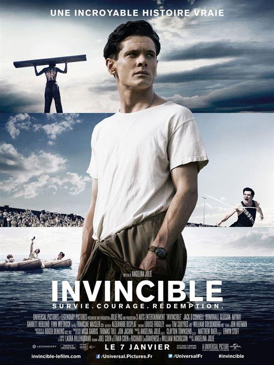 Invincible (Unbroken)