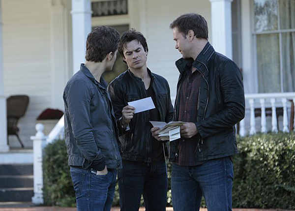 Photo Ian Somerhalder, Matthew Davis