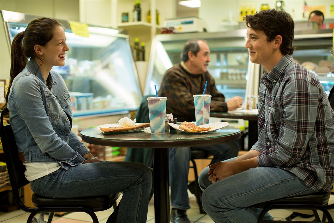 Whiplash : Photo Melissa Benoist, Miles Teller
