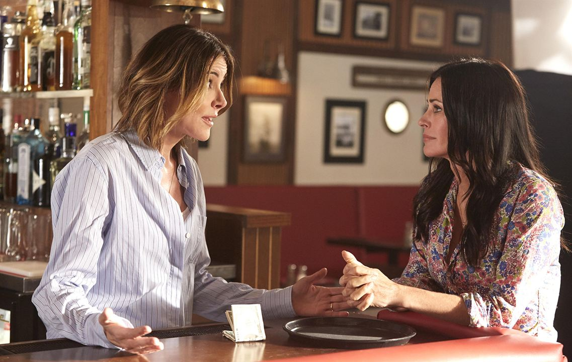 Photo Christa Miller-Lawrence, Courteney Cox