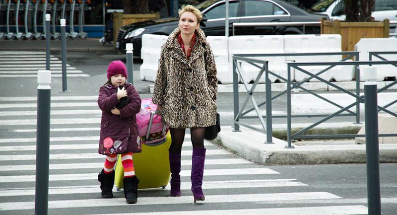Marussia : Photo Dinara Droukarova, Marie-Isabelle Stheynman