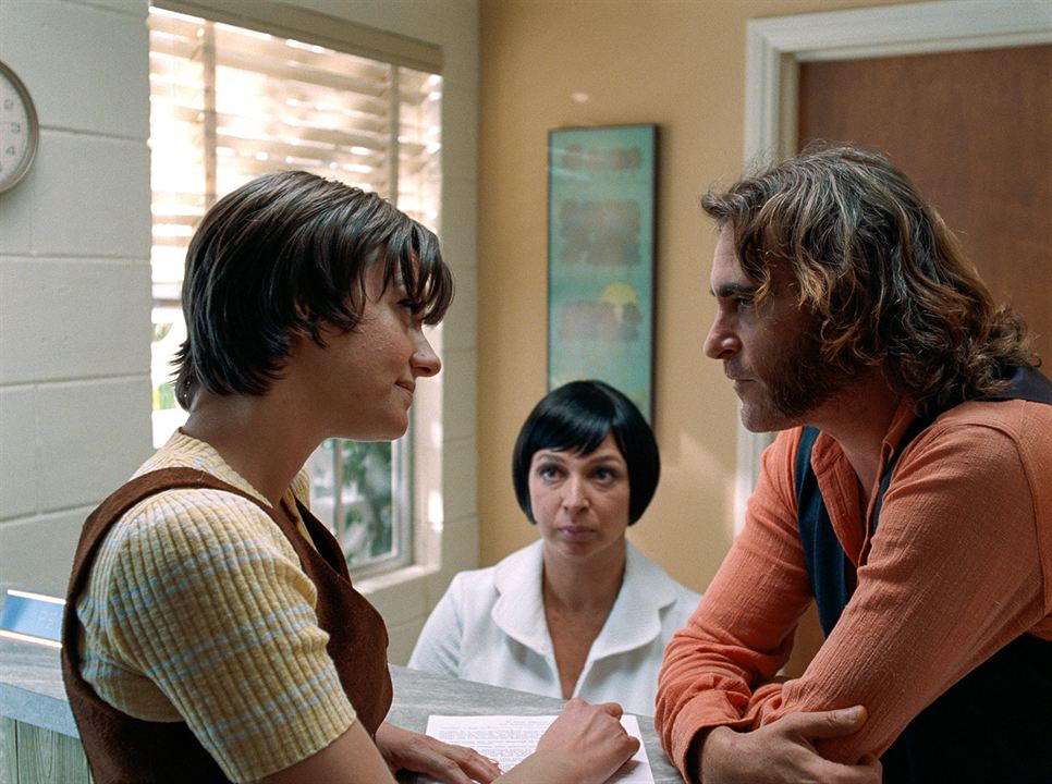 Inherent Vice : Photo Jena Malone, Joaquin Phoenix, Maya Rudolph