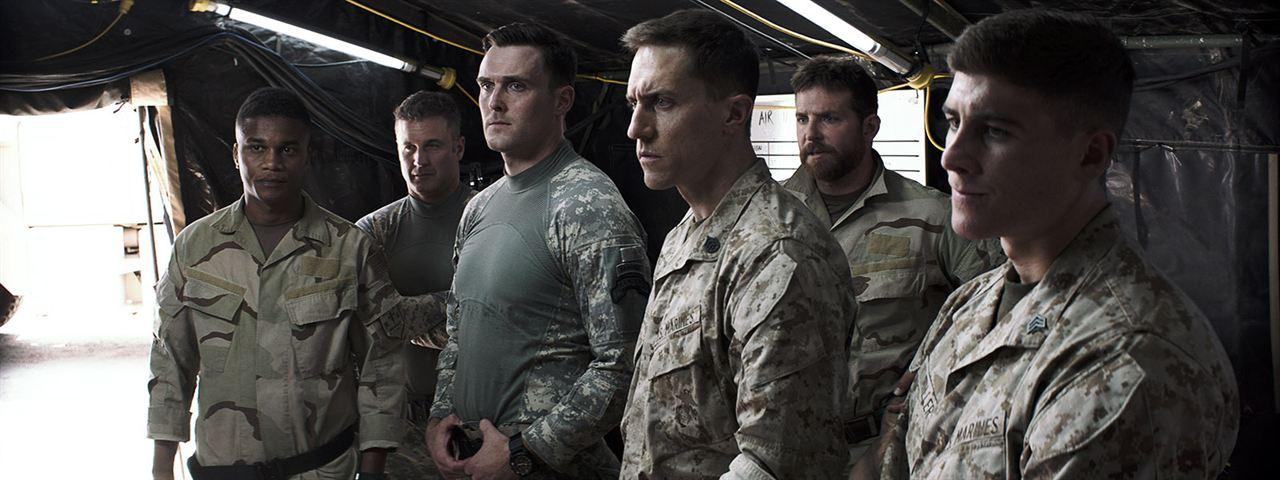 American Sniper : Photo Bradley Cooper, Jake McDorman, Owain Yeoman
