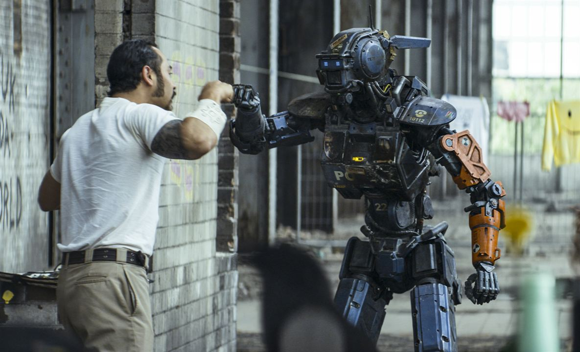Chappie : Photo Jose Pablo Cantillo