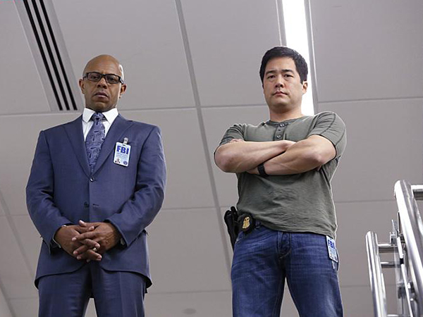Photo Rockmond Dunbar, Tim Kang