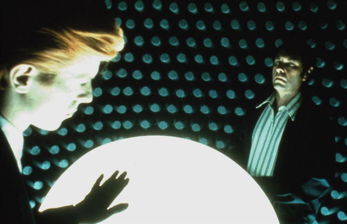 L'Homme qui venait d'ailleurs : Photo David Bowie
