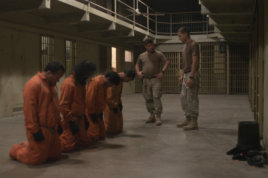 The Boys of Abu Ghraib : Photo