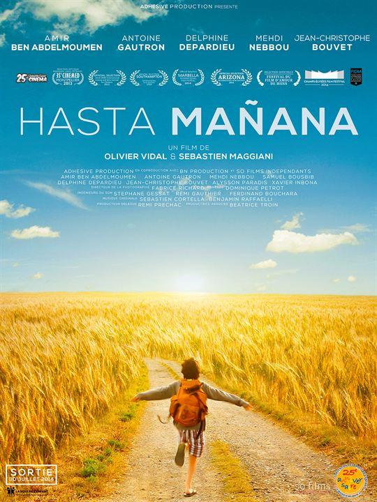 Hasta Mañana : Affiche
