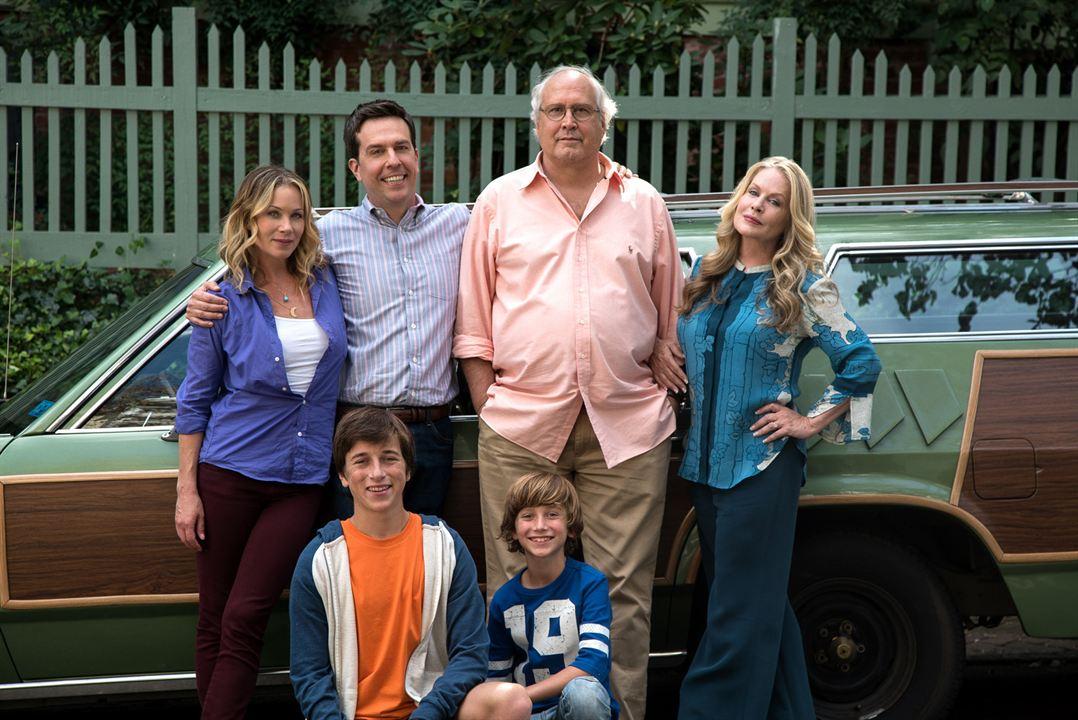 Vive les vacances : Photo Beverly D'Angelo, Chevy Chase, Christina Applegate, Ed Helms, Skyler Gisondo