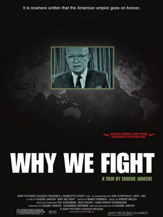 Why We Fight : Affiche