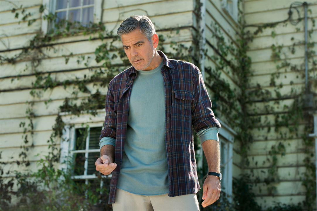 À la poursuite de demain : Photo George Clooney