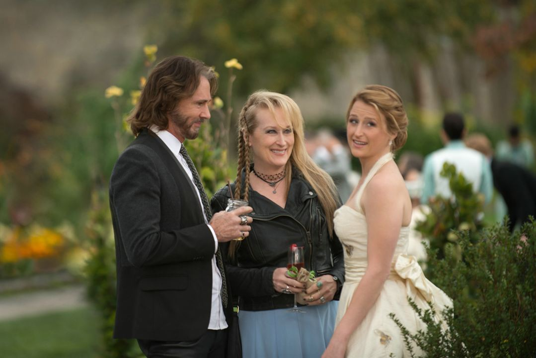 Ricki and the Flash : Photo Mamie Gummer, Meryl Streep, Rick Springfield