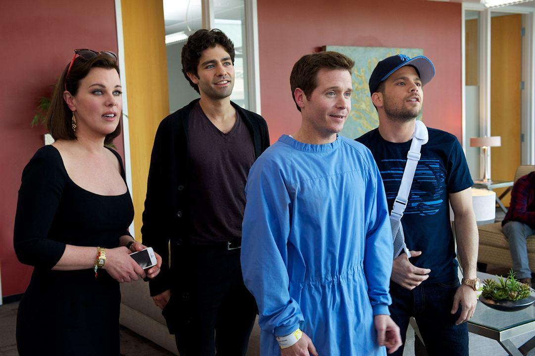 Entourage : Photo Adrian Grenier, Debi Mazar, Jerry Ferrara, Kevin Connolly