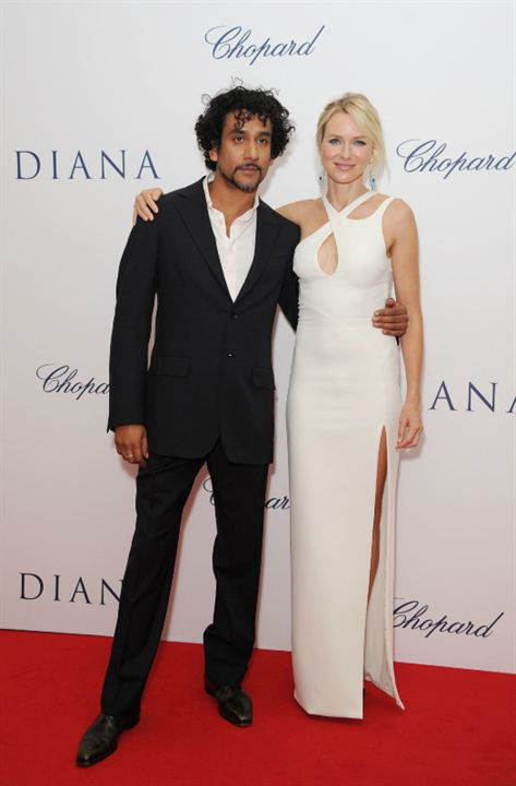 Diana : Photo promotionnelle Naomi Watts, Naveen Andrews