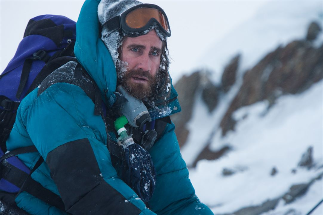 Everest : Photo Jake Gyllenhaal