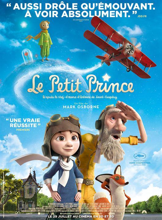 Le Petit Prince : Affiche
