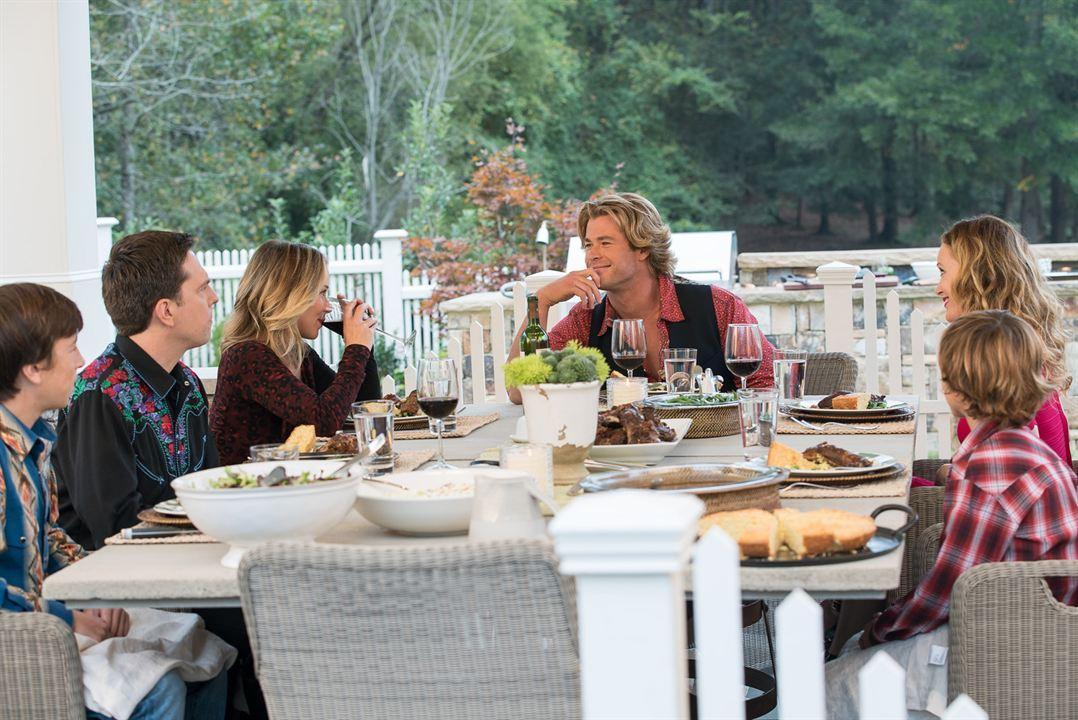 Vive les vacances : Photo Chris Hemsworth, Christina Applegate, Ed Helms, Leslie Mann, Skyler Gisondo