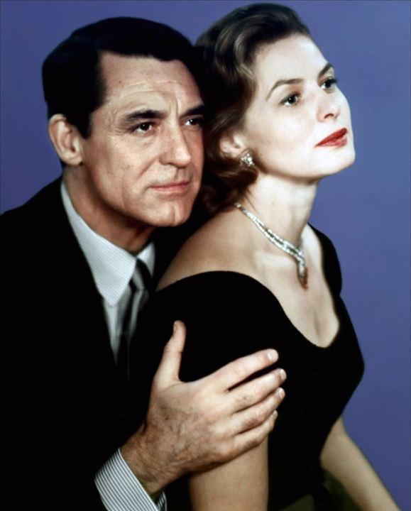 Indiscret : Photo Cary Grant, Ingrid Bergman