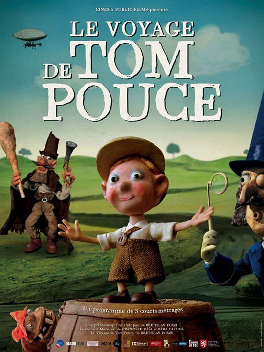 Le Voyage de Tom Pouce : Affiche