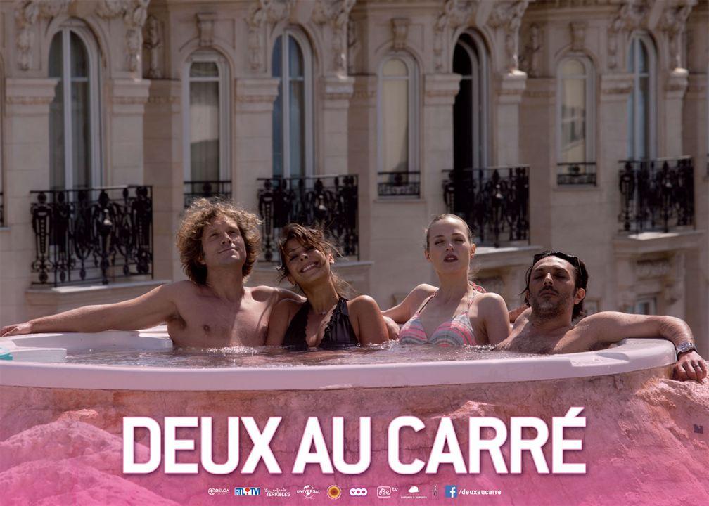 Deux au carré : Photo Charlie Dupont, Elodie Frenck, Olivier Sitruk, Tania Garbarski