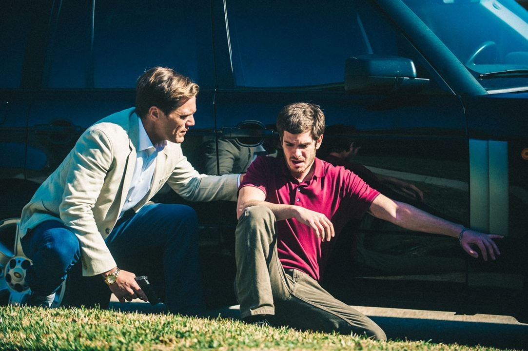 99 Homes : Photo Andrew Garfield, Michael Shannon