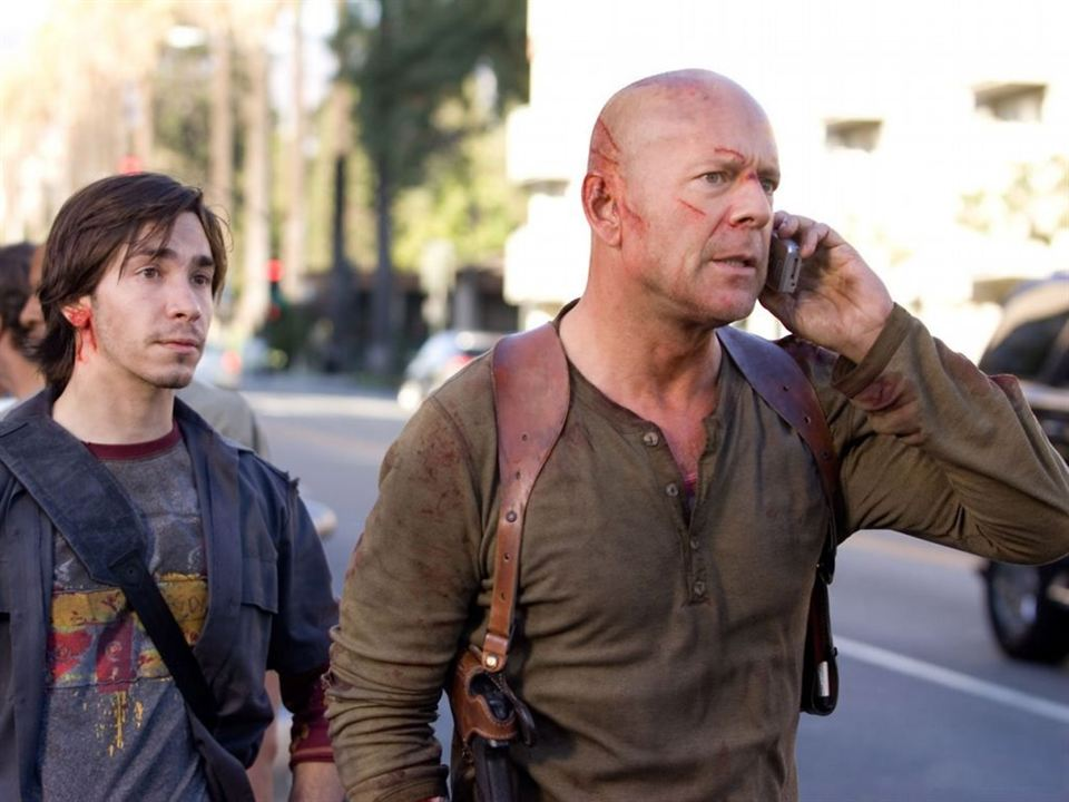 Die Hard 4 - retour en enfer : Photo