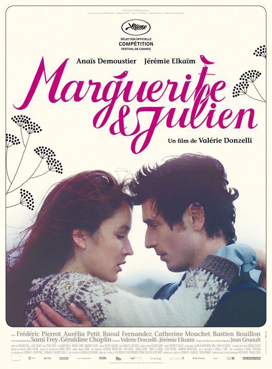 Marguerite & Julien : Affiche