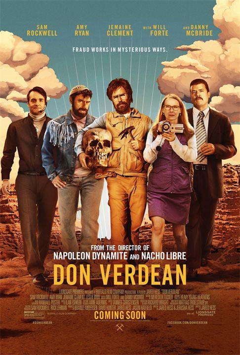 Don Verdean : Affiche