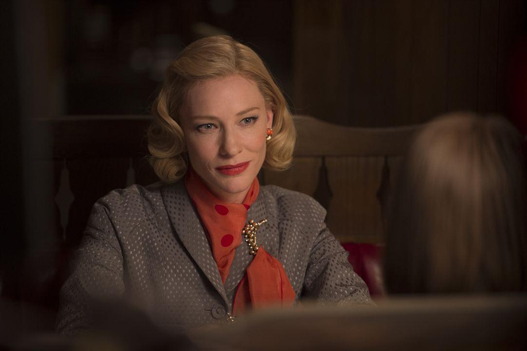 Carol : Photo Cate Blanchett © Wilson Webb / DCM