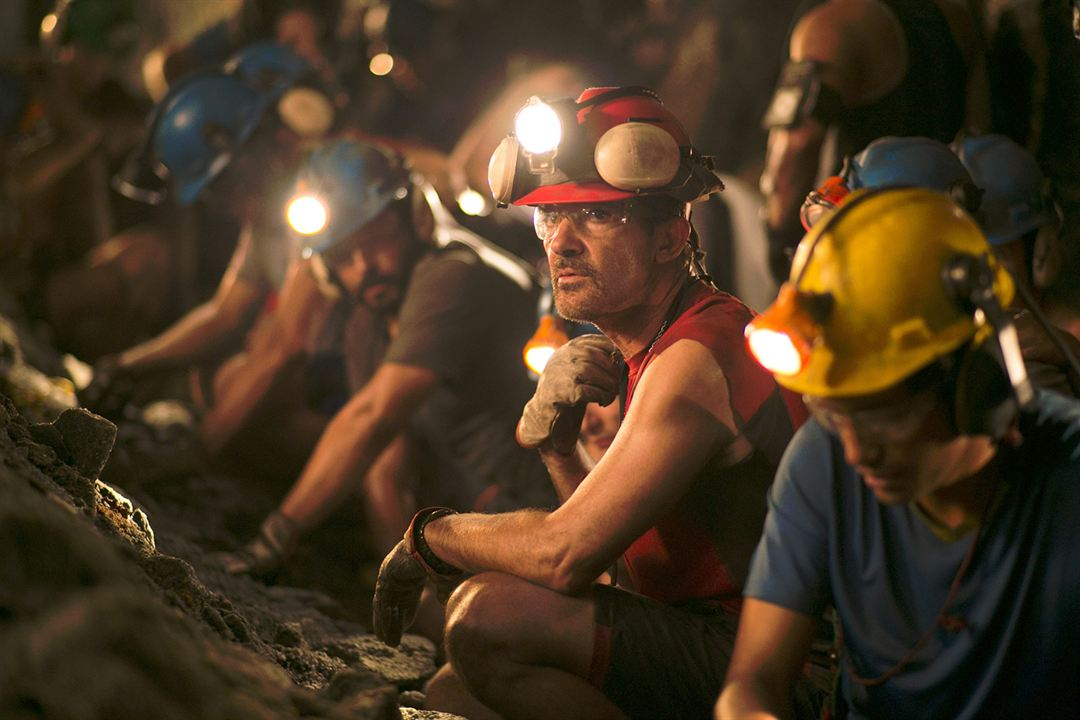 The 33 : Photo Antonio Banderas