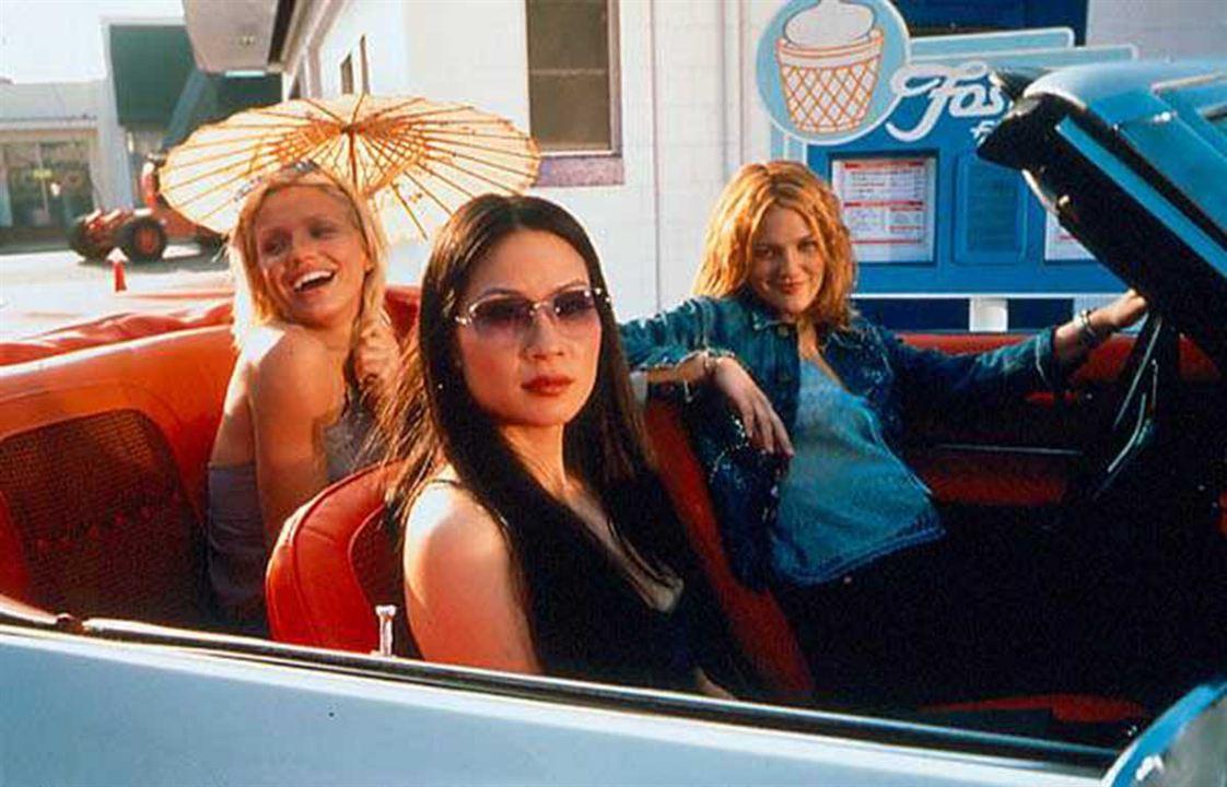 Charlie et ses drôles de dames : Photo Cameron Diaz, Drew Barrymore, Lucy Liu