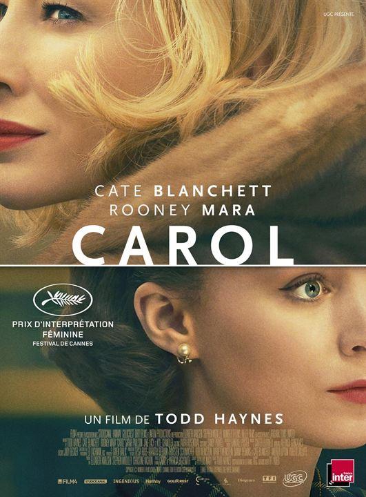 Carol : Affiche