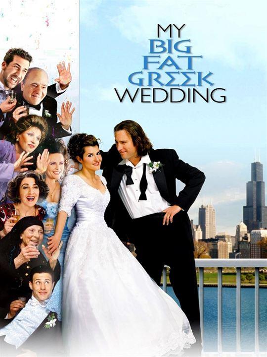 mariage la grecque affiche - Film De Mariage